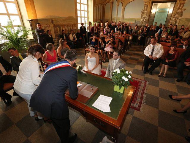 Le mariage de Alexandra et Edric à Clermont-Ferrand, Puy-de-Dôme 6