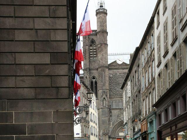 Le mariage de Alexandra et Edric à Clermont-Ferrand, Puy-de-Dôme 9