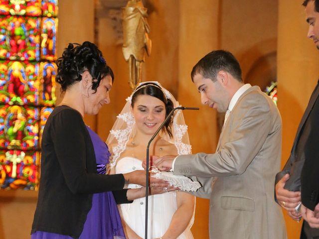 Le mariage de Alexandra et Edric à Clermont-Ferrand, Puy-de-Dôme 24