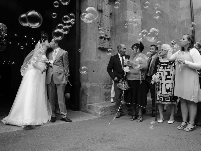Le mariage de Alexandra et Edric à Clermont-Ferrand, Puy-de-Dôme 30