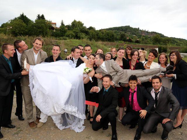 Le mariage de Alexandra et Edric à Clermont-Ferrand, Puy-de-Dôme 39