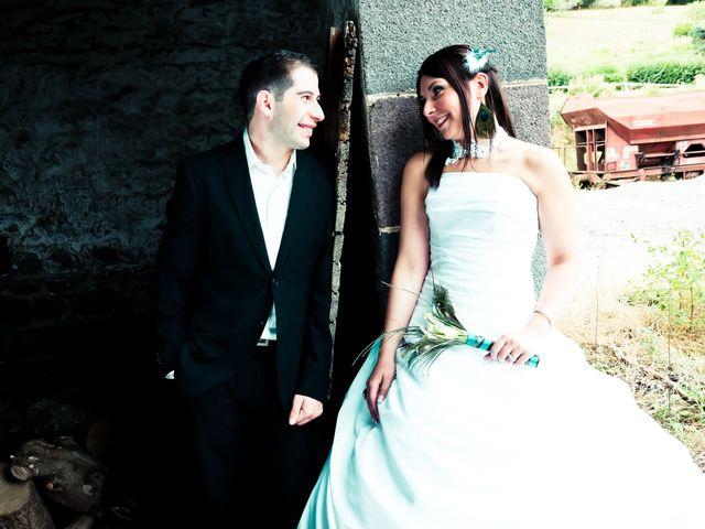 Le mariage de Alexandra et Edric à Clermont-Ferrand, Puy-de-Dôme 55