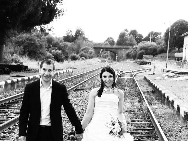 Le mariage de Alexandra et Edric à Clermont-Ferrand, Puy-de-Dôme 61