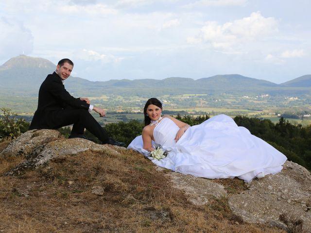 Le mariage de Alexandra et Edric à Clermont-Ferrand, Puy-de-Dôme 71