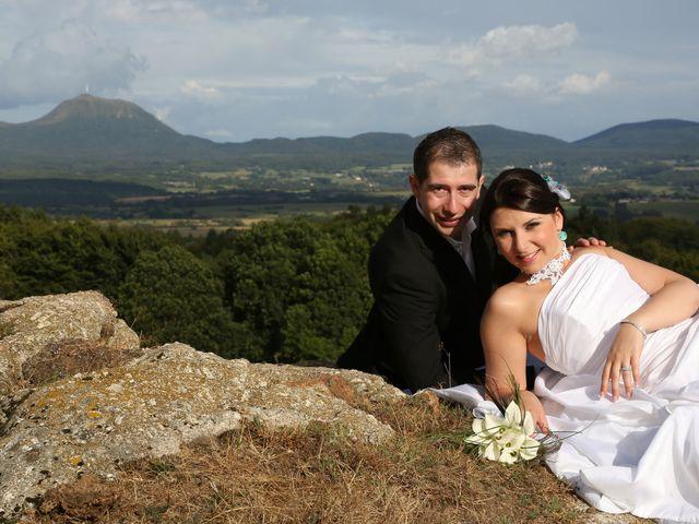 Le mariage de Alexandra et Edric à Clermont-Ferrand, Puy-de-Dôme 74