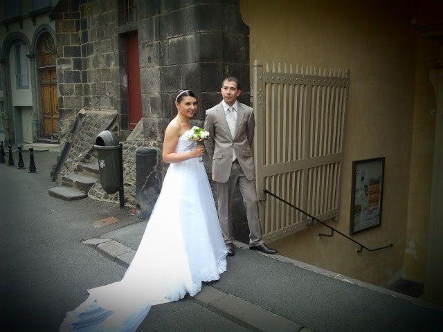 Le mariage de Alexandra et Edric à Clermont-Ferrand, Puy-de-Dôme 83
