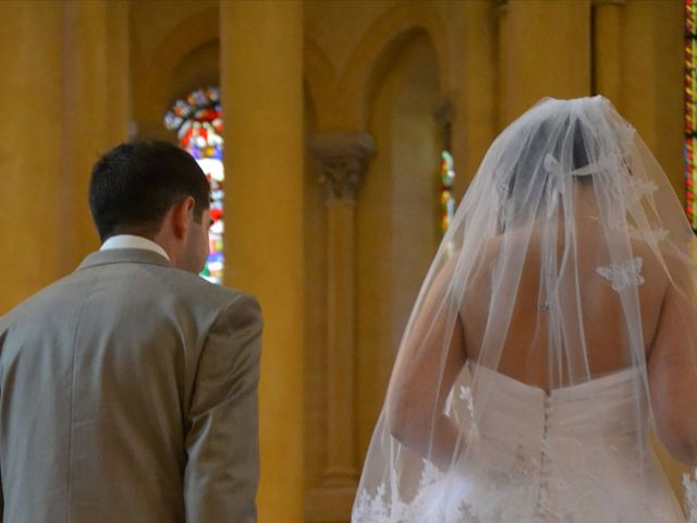 Le mariage de Alexandra et Edric à Clermont-Ferrand, Puy-de-Dôme 85