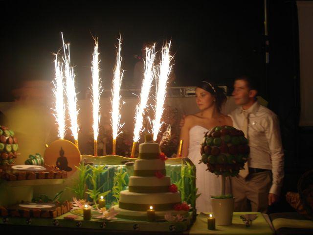 Le mariage de Alexandra et Edric à Clermont-Ferrand, Puy-de-Dôme 92