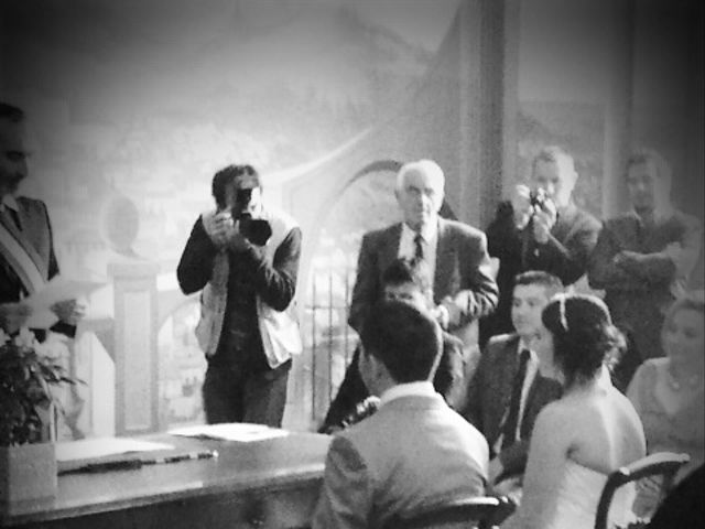 Le mariage de Alexandra et Edric à Clermont-Ferrand, Puy-de-Dôme 95