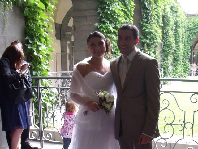 Le mariage de Alexandra et Edric à Clermont-Ferrand, Puy-de-Dôme 97