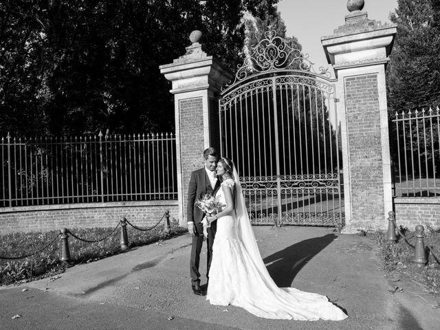 Le mariage de Anita et Yoann