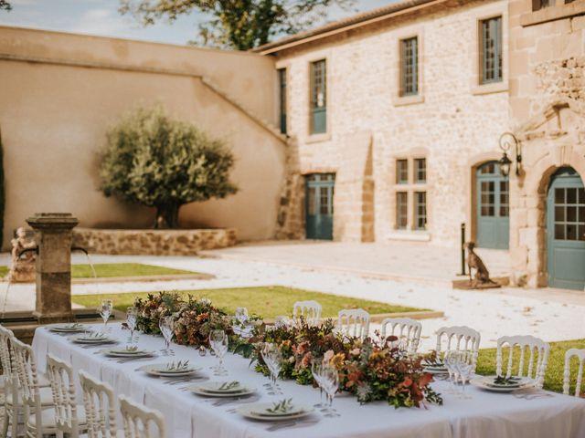 Le mariage de Robert et Manon à Beauregard-Baret, Drôme 3