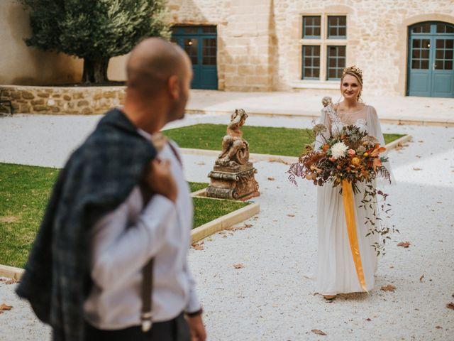 Le mariage de Robert et Manon à Beauregard-Baret, Drôme 7