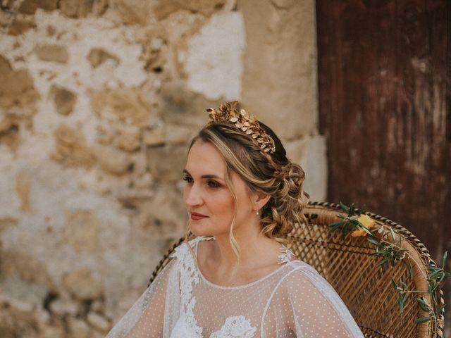Le mariage de Robert et Manon à Beauregard-Baret, Drôme 1