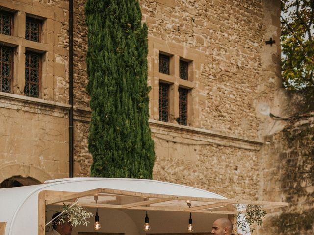 Le mariage de Robert et Manon à Beauregard-Baret, Drôme 10