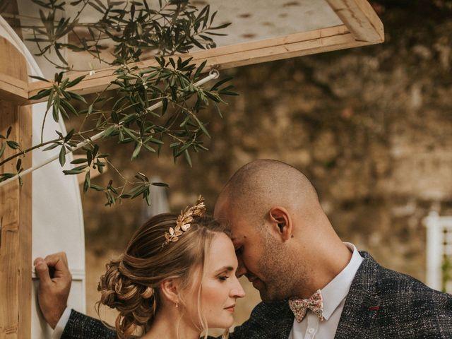 Le mariage de Robert et Manon à Beauregard-Baret, Drôme 11