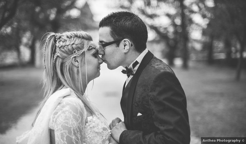 Le mariage de Valentin et Marine à Millery, Rhône