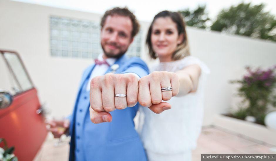 Le mariage de Thomas et Emmanuelle à Marseille, Bouches-du-Rhône