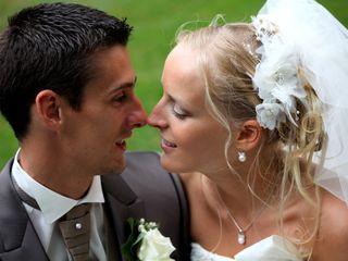 Le mariage de Johan et Amélie