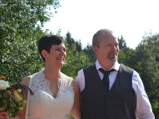 Le mariage de Stéphanie et Michael