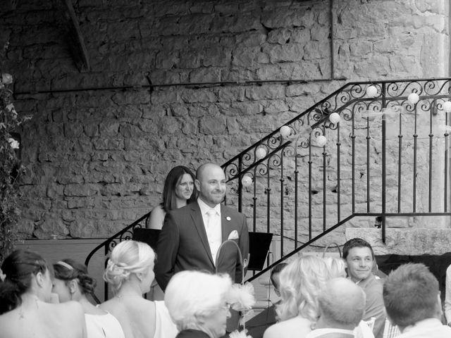 Le mariage de Jérémy et Océane à Lacenas, Rhône 6