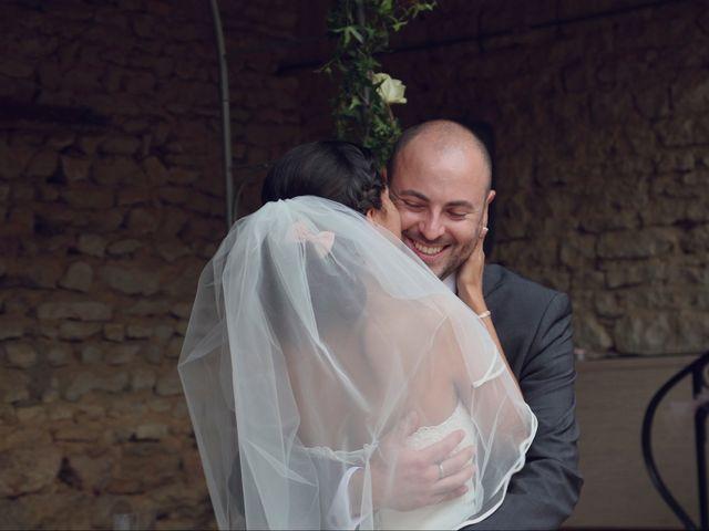 Le mariage de Jérémy et Océane à Lacenas, Rhône 7