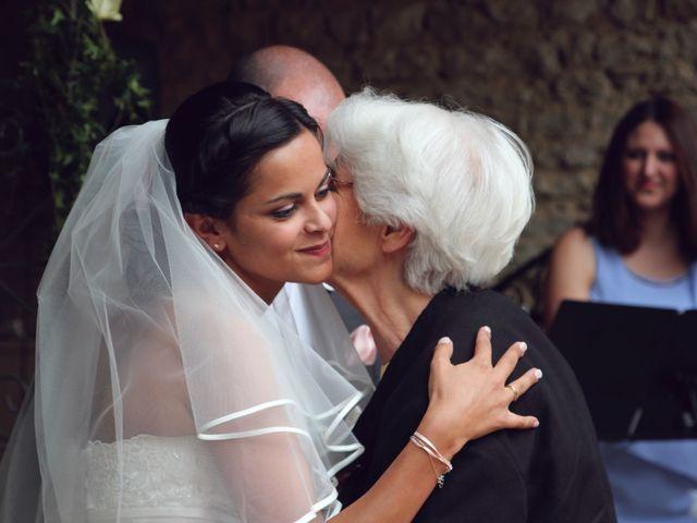Le mariage de Jérémy et Océane à Lacenas, Rhône 8