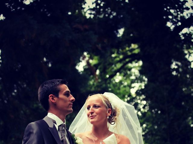 Le mariage de Amélie et Johan à Moncheaux, Nord 50
