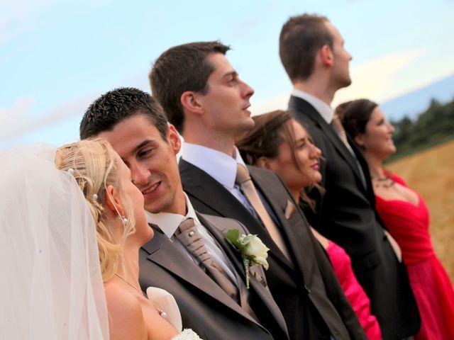Le mariage de Amélie et Johan à Moncheaux, Nord 60