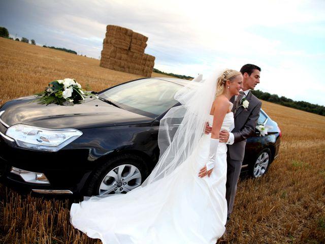 Le mariage de Amélie et Johan à Moncheaux, Nord 62