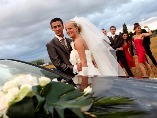 Le mariage de Amélie et Johan à Moncheaux, Nord 63