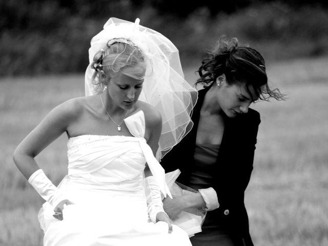 Le mariage de Amélie et Johan à Moncheaux, Nord 70