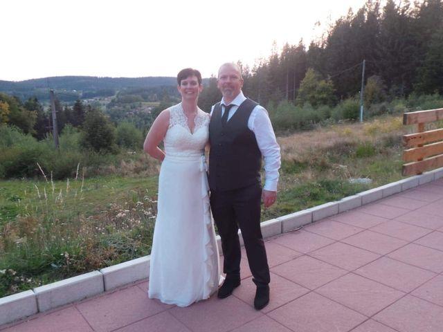 Le mariage de Michael et Stéphanie à Le Tholy, Vosges 4