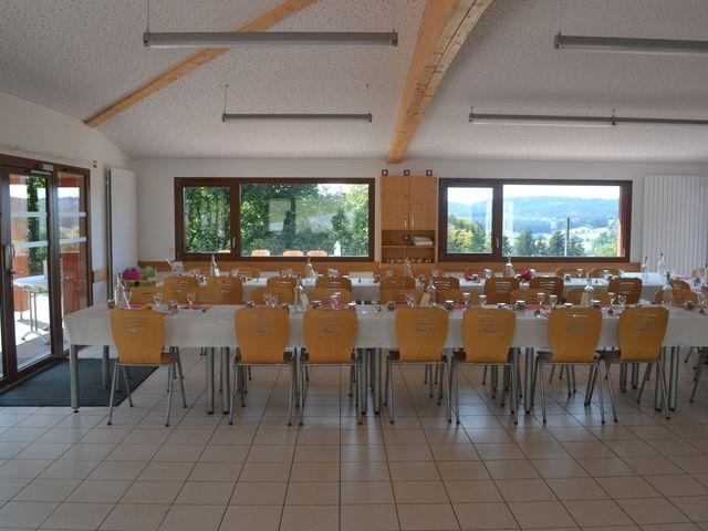 Le mariage de Michael et Stéphanie à Le Tholy, Vosges 5