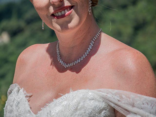 Le mariage de Serge et Audrey à Contes, Alpes-Maritimes 16