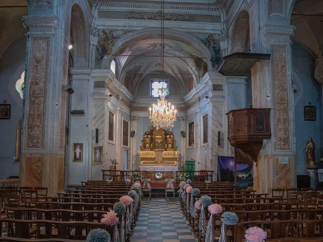 Le mariage de Serge et Audrey à Contes, Alpes-Maritimes 25