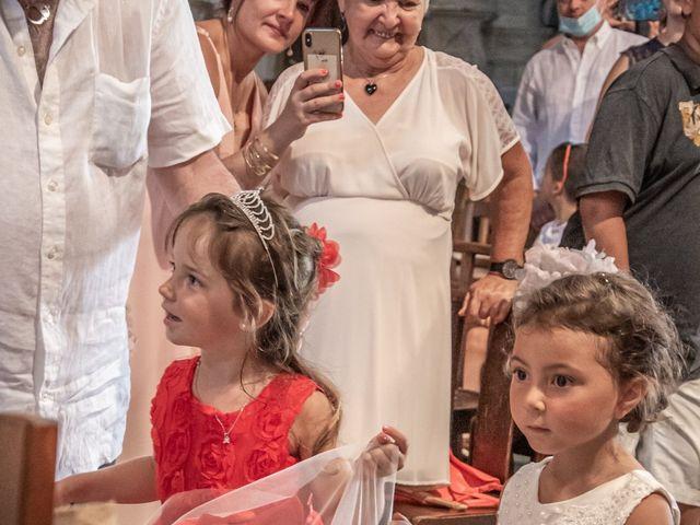 Le mariage de Serge et Audrey à Contes, Alpes-Maritimes 26