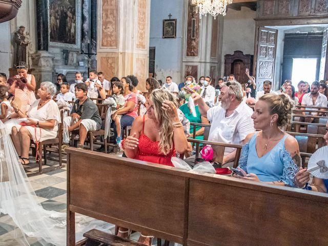 Le mariage de Serge et Audrey à Contes, Alpes-Maritimes 27