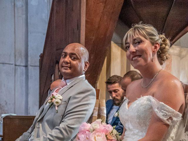Le mariage de Serge et Audrey à Contes, Alpes-Maritimes 28