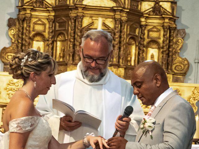 Le mariage de Serge et Audrey à Contes, Alpes-Maritimes 29
