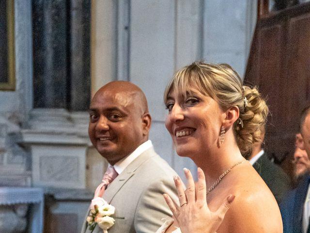 Le mariage de Serge et Audrey à Contes, Alpes-Maritimes 30