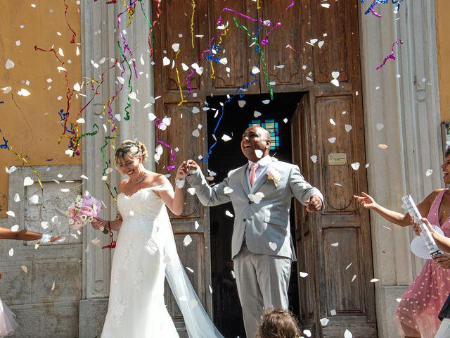 Le mariage de Serge et Audrey à Contes, Alpes-Maritimes 32