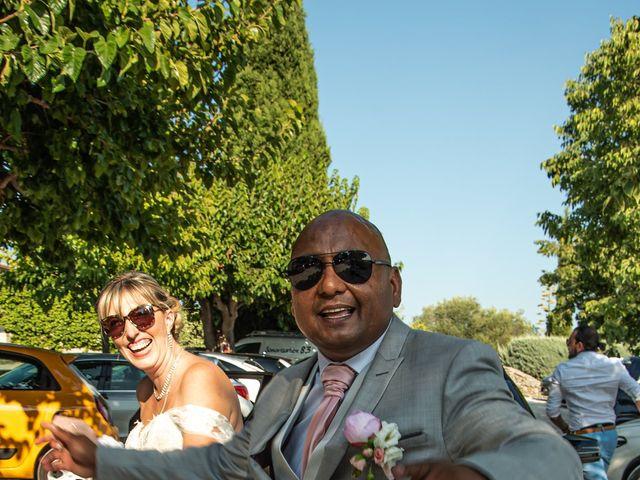 Le mariage de Serge et Audrey à Contes, Alpes-Maritimes 39