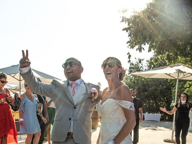 Le mariage de Serge et Audrey à Contes, Alpes-Maritimes 42