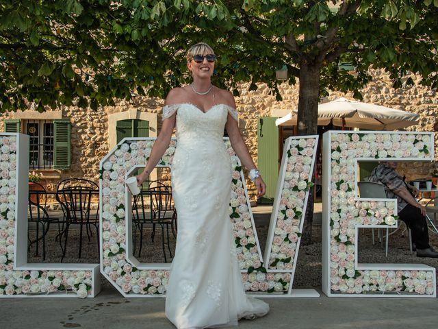 Le mariage de Serge et Audrey à Contes, Alpes-Maritimes 43