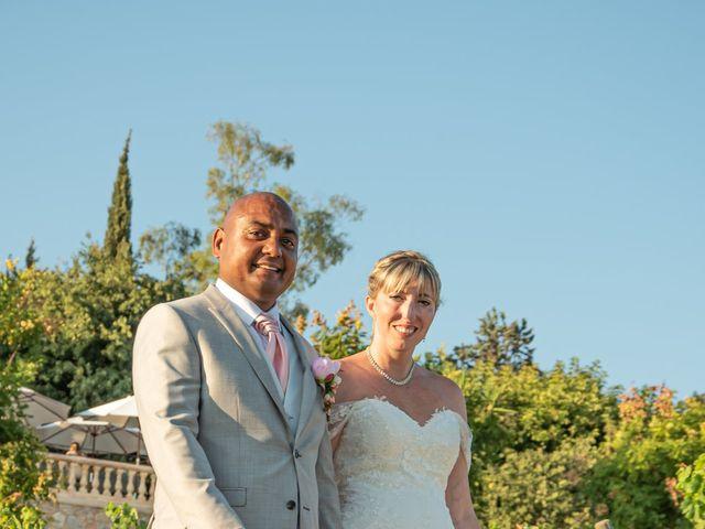 Le mariage de Serge et Audrey à Contes, Alpes-Maritimes 45