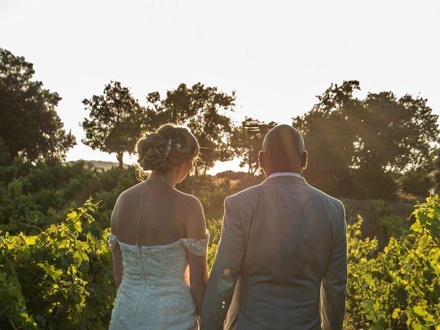 Le mariage de Serge et Audrey à Contes, Alpes-Maritimes 50
