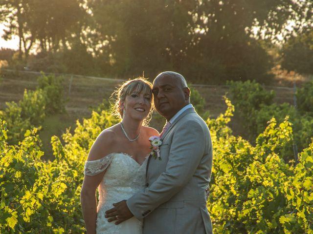 Le mariage de Serge et Audrey à Contes, Alpes-Maritimes 52