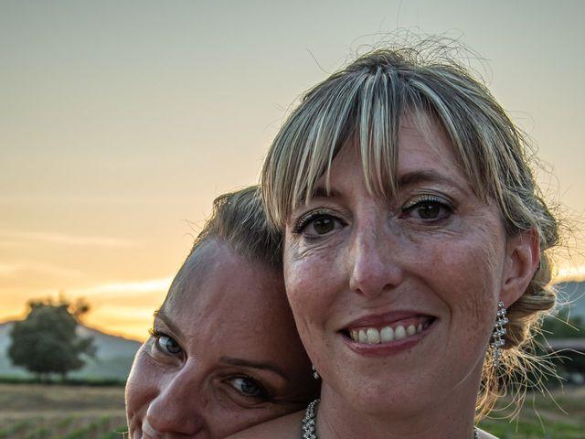 Le mariage de Serge et Audrey à Contes, Alpes-Maritimes 65