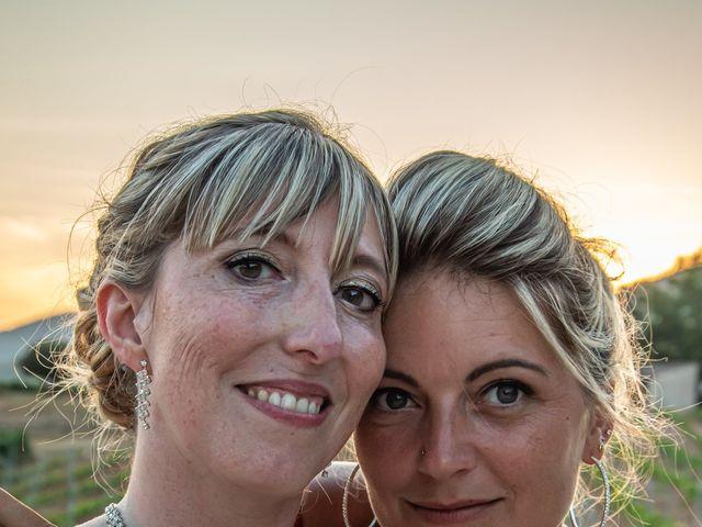 Le mariage de Serge et Audrey à Contes, Alpes-Maritimes 66